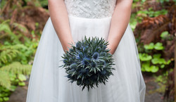 All Thistle Bouquet