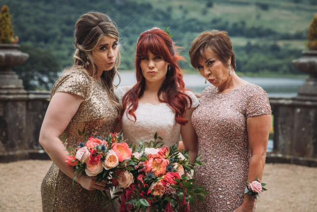 Wedding Florist Loch Lomond