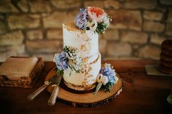 Cake Flowers for Wedding