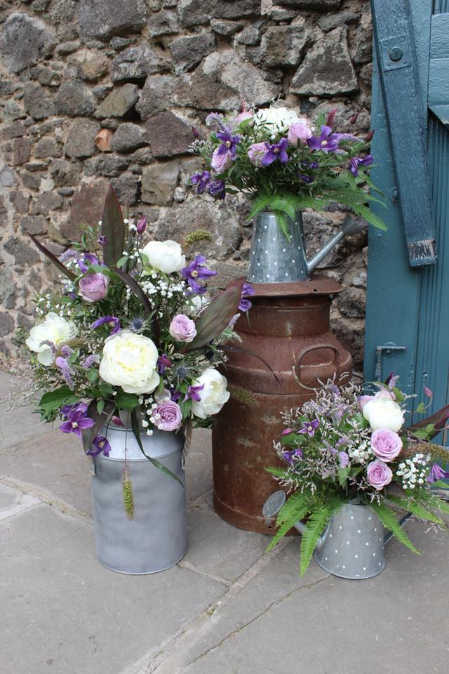 Rustic Wedding Flowers