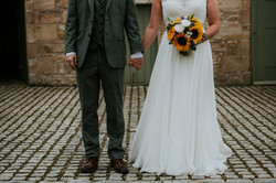 Wedding Florist, Glasgow, Scotland