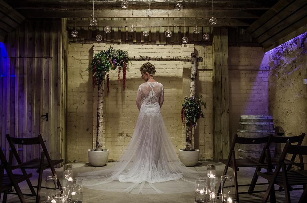 Comrie Croft Wedding Flowers