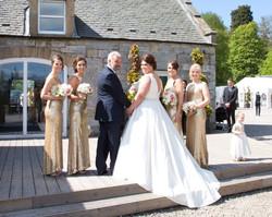 Summer Wedding at The Parsonage
