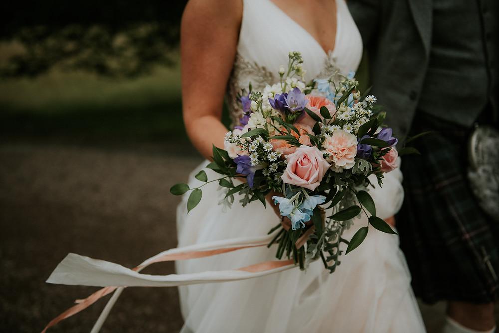 Wedding Flowers Scotland, The Floral Design Boutique