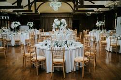 Wedding Flowers, Crossbasket Castle