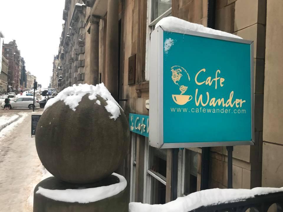 Cafe Wander Christmas Workshop