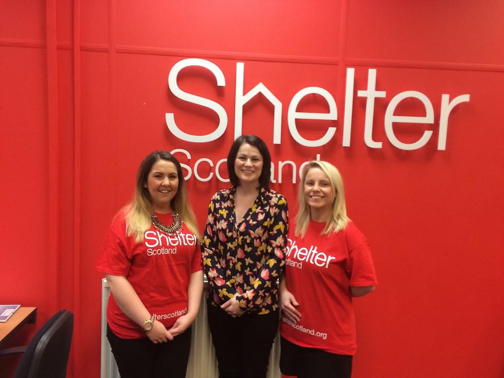 Shelter Scotland | The Floral Design Boutique