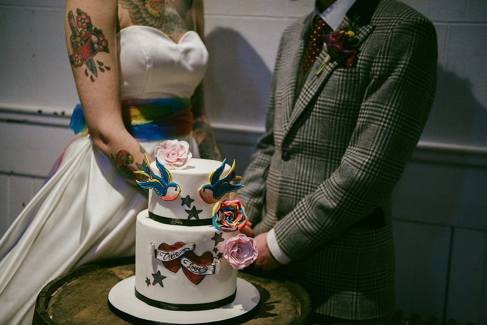Alternative wedding cake glasgow