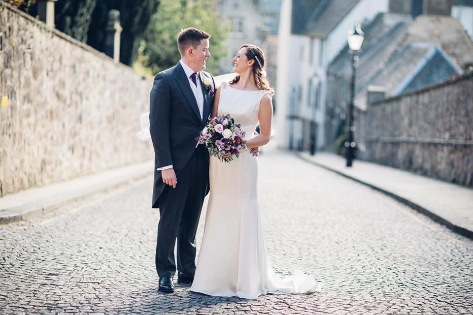 Autumn Wedding at Linlithgow Palace