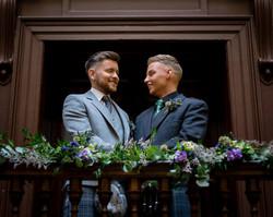 Same Sex Glasgow Wedding