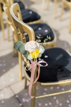 Wedding Flowers Loch Lomond