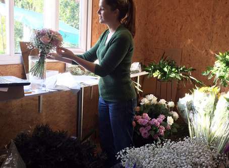 Are us Florists worth the dosh? The cost of wedding flowers.