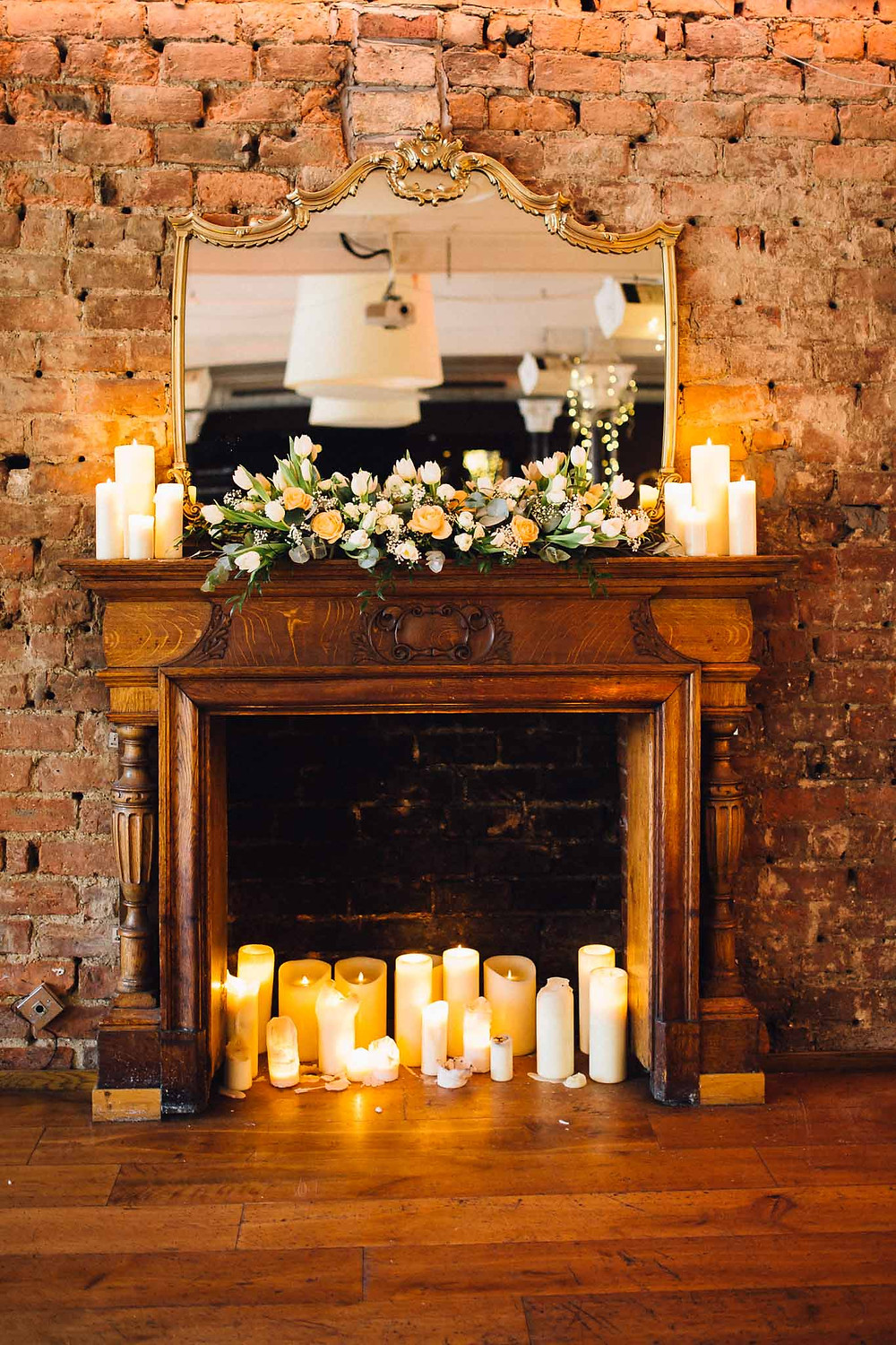 29 Glasgow, Fireplace, Image by Fairytale Asylum Photography