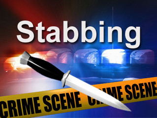 2 Stabbed Within Minutes of Each Other