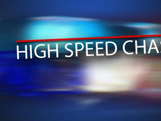 High-Speed Chase in La Crescenta