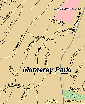 monterey park ca