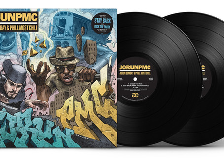 JORUN PMC - ALBUM 2nd PRESSING NOW AVAILABLE