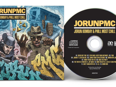 JORUN PMC LIMITED COMPACT DISC SOLD OUT
