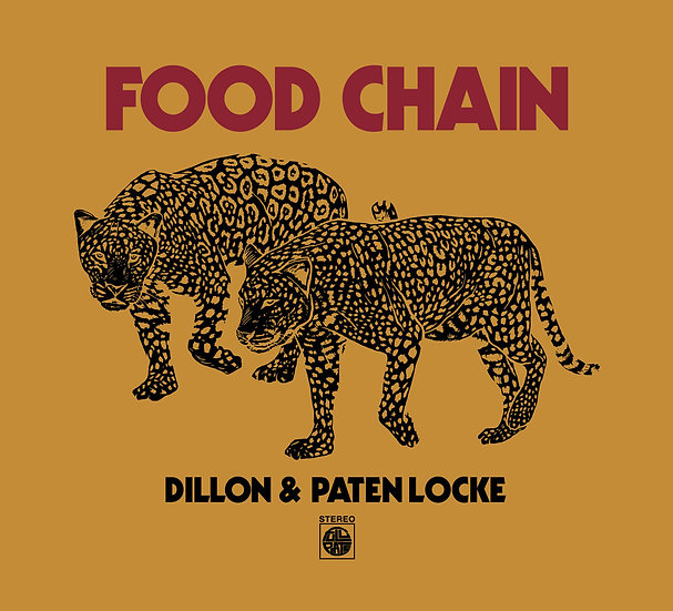 Dillon & Paten Locke - Food Chain CD