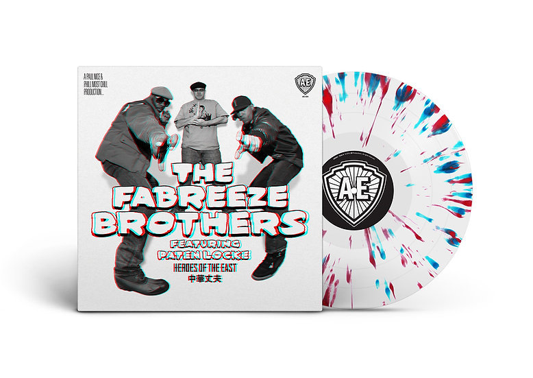 Fabreeze Brothers - Heroes of the East 12""