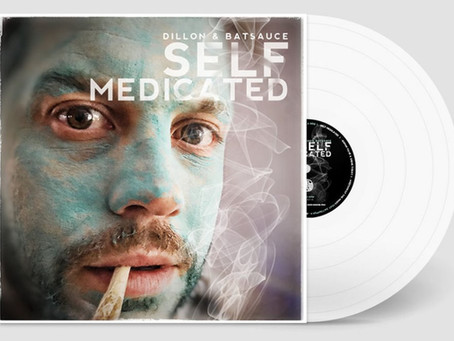 DILLON & BATSAUCE - SELF MEDICATED - IN STOCK
