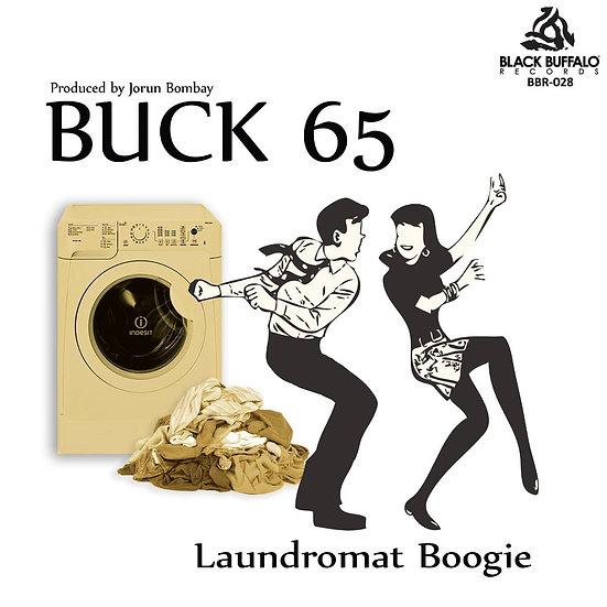 Buck 65 & Jorun Bombay - Laundromat Boogie LP