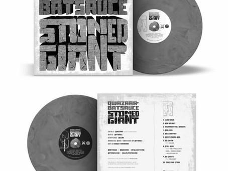 New Full Plate stock added - Quazaar & Batsauce LP's