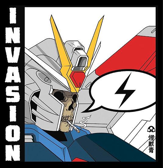 """Junior Disprol & Mr Rumage - Invasion 7"""""""