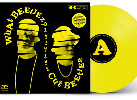 CUT BEETLEZ - WHAT BEETLEZ? ALBUM SHIPPING