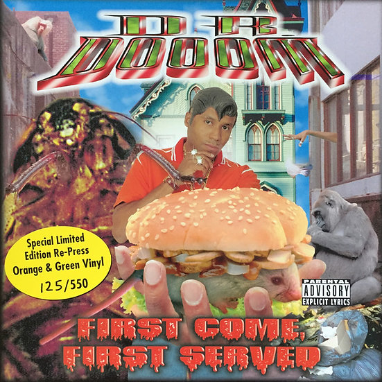DR.DOOOM - FIRST COME FIRST SERVED