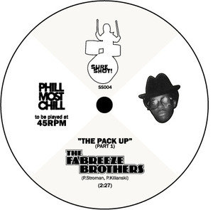 "Fabreeze Brothers - The Pack Up 7"" (Sure Shot)"
