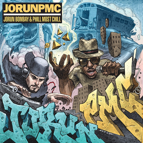 JORUN PMC (JORUN BOMBAY & PHILL MOST CHILL) ALBUM