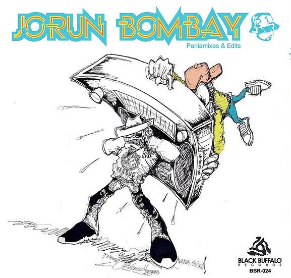 JORUN BOMBAY - PARLIAMENT EDITS - BLUE VINYL