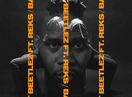 CUT BEETLEZ - BARS (feat. REKS) - digital single