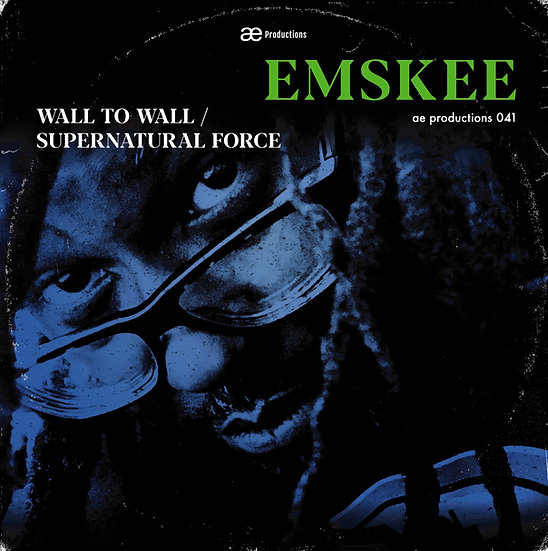 EMSKEE - WALL TO WALL 12""