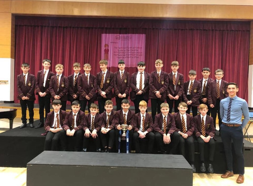 McGreevy Cup Champions