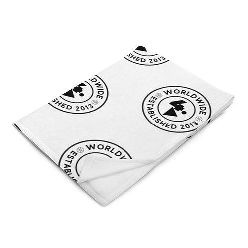 FPP Flagship Logo Throw Blanket