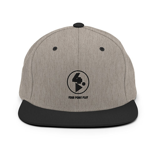 FPP Original Logo Snapback Hat