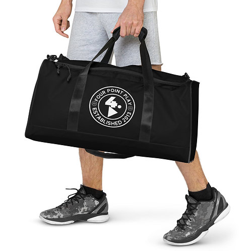 Four Point Play Duffle bag