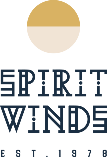 Spirit_Winds_V2_Logo_Monochrome_Sun_Text