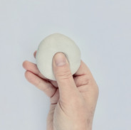 object for finger and thumb (2018)