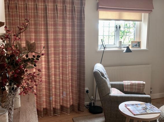 Cosy Hall Curtain