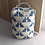 Thumbnail: RawXclusive Linen Doorstop - Cats in Blue