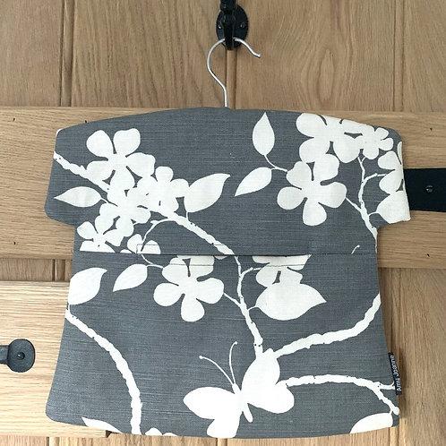 Vanessa Arbuthnott Peg Bag - Flora & Fauna, Charcoal