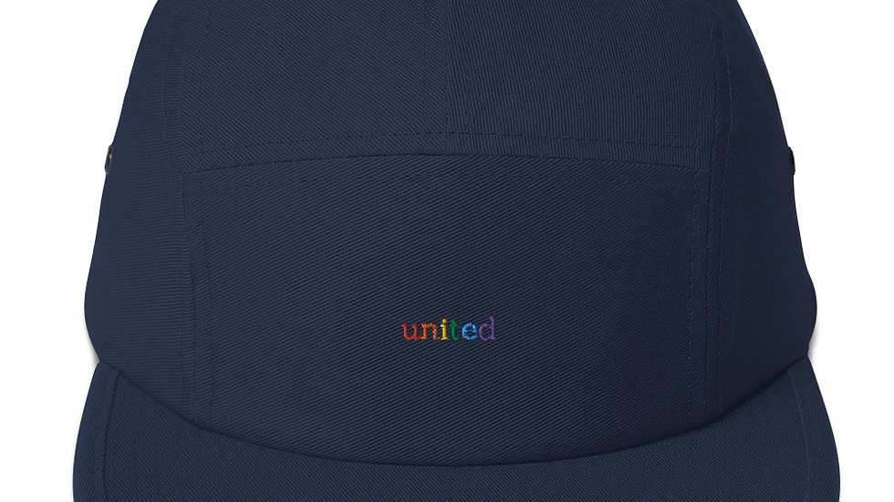 United. Unisex - Cap - 100% Cotton