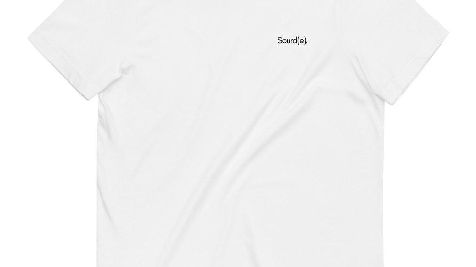 Sourd(e) - Unisex - 100% Organic Cotton T-Shirt