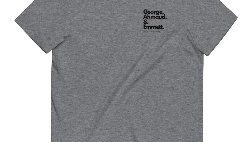 George Hadmaud, Emmett - Unisex - 100% Organic Cotton T-Shirt
