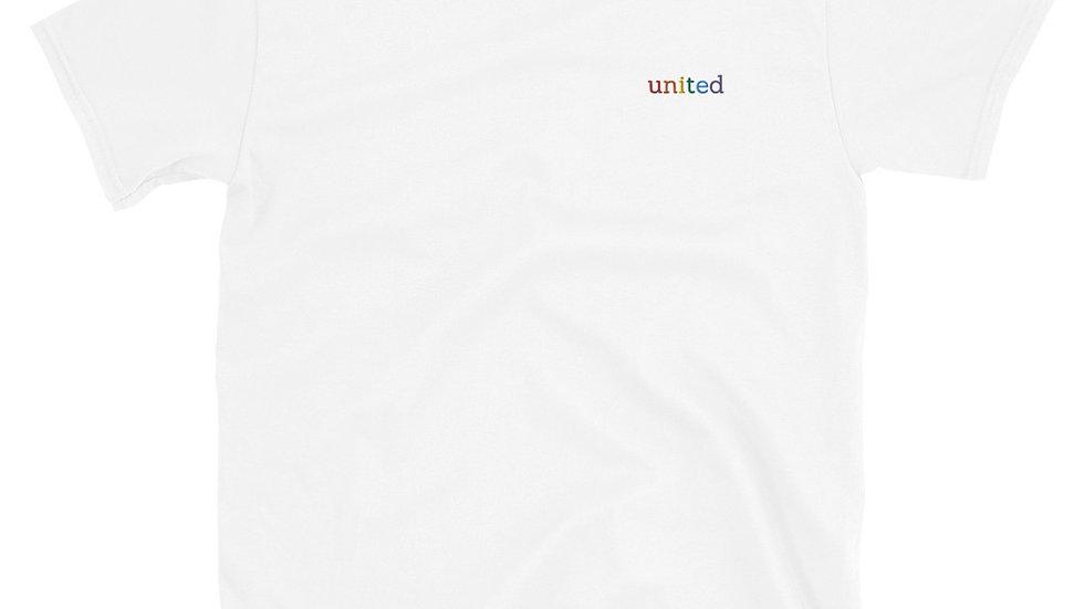 Unised. Unisex T-Shirt Light - Embroidery
