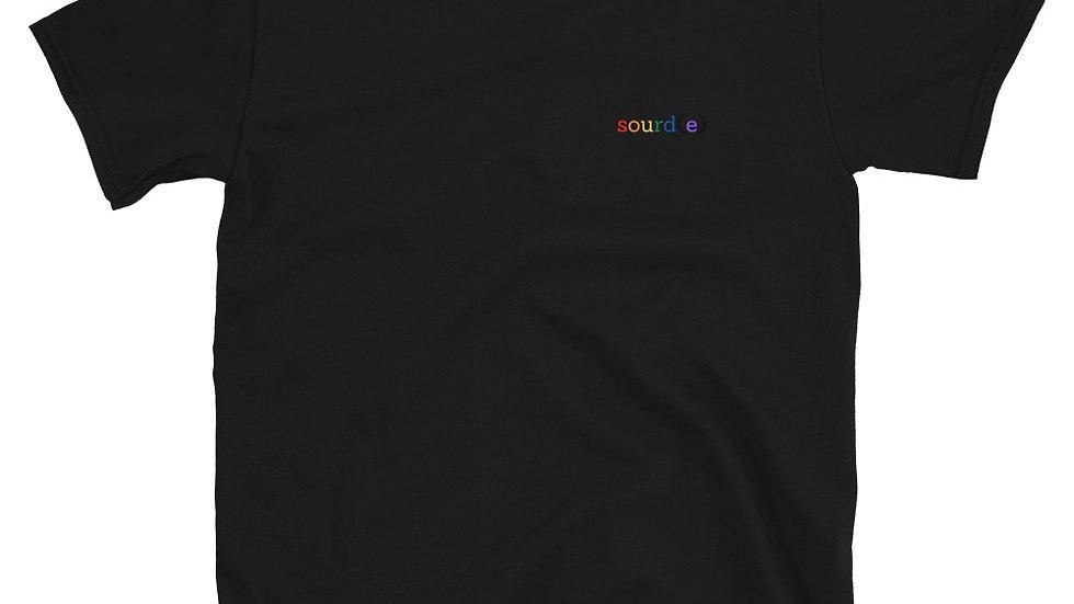 sourd(e). - Unisex T-Shirt - Printing (DTG) - 100% Cotton