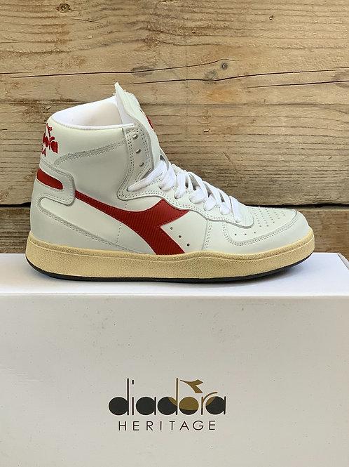 DIADORA HERITAGE Sneaker Rood